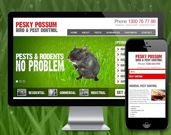 Pesky Possum